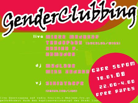 Gender Clubbing