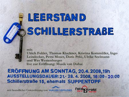 Leerstand Schillerstrasse