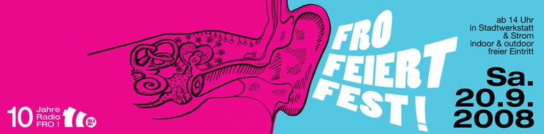 FRO FEIERT FEST